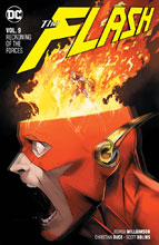 Image: Flash Vol. 09: Reckoning of the Forces SC  - DC Comics