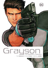 Image: Grayson: The Superspy Omnibus HC  (new edition) - DC Comics
