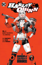 Image: Harley Quinn Vol. 02: Harley Destroys the Universe SC  - DC Comics