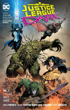 Image: Justice League Dark Vol. 01: The Last Age of Magic SC  - DC Comics