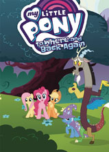 Image: My Little Pony: To Where and Back Again GN  - IDW Publishing