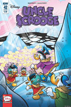 Image: Uncle Scrooge #42 - IDW Publishing