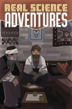 Image: Real Science Adventures: The Nicodemus Job SC  - IDW Publishing