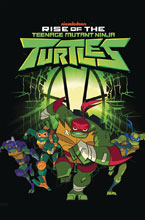 Image: Rise of the Teenage Mutant Ninja Turtles SC  - IDW Publishing