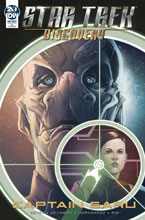 Image: Star Trek: Discovery: Captain Saru  (incentive cover - Hernandez) (10-copy) - IDW Publishing