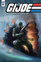 Image: G.I. Joe: A Real American Hero #261 (incentive cover - Scherwinski) (10-copy) - IDW Publishing