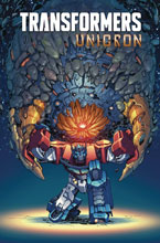 Image: Transformers: Unicron SC  - IDW Publishing