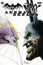 Image: Batman / The Maxx: Arkham Dreams HC  - IDW Publishing