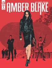 Image: Amber Blake #1 (Guice cover) - IDW Publishing