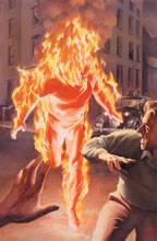 Image: Marvels Annotated #1 (variant cover - Alex Ross virgin) - Marvel Comics