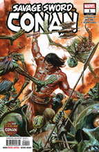 Image: Savage Sword of Conan #1 - Marvel Comics