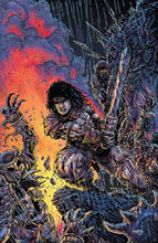 Image: Savage Sword of Conan #1 (incentive cover - Eastman) - Marvel Comics