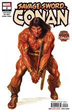 Image: Savage Sword of Conan #2 - Marvel Comics