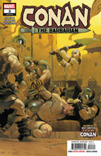 Image: Conan the Barbarian #3 - Marvel Comics