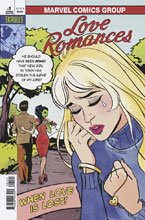 Image: Love Romances #1 (variant Skrulls cover - Annie Wu) - Marvel Comics