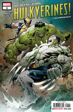 Image: Hulkverines #1 - Marvel Comics