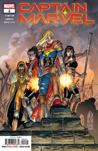 Image: Captain Marvel #2 - Marvel Comics