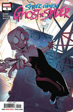 Image: Spider-Gwen: Ghost-Spider #5 - Marvel Comics