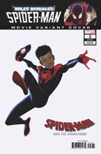 Image: Miles Morales: Spider-Man #3 (variant Movie cover) - Marvel Comics