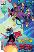 Image: Moon Girl and Devil Dinosaur #40 - Marvel Comics