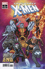 Image: Uncanny X-Men: Winter's End #1 (variant cover - Lim) - Marvel Comics