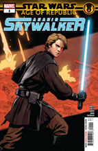 Image: Star Wars: Age of Republic - Anakin Skywalker #1 - Marvel Comics