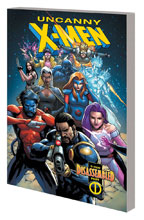 Image: Uncanny X-Men Vol. 01: X-Men Disassembled SC  - Marvel Comics