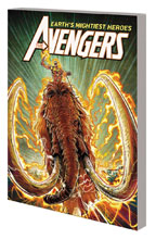 Image: Avengers by Jason Aaron Vol. 02: World Tour SC  (DM variant - Shaw) - Marvel Comics