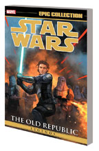 Image: Star Wars Legends Epic Collection: The Old Republic Vol. 03 SC  - Marvel Comics