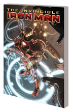 Image: Iron Man by Fraction & Larroca: The Complete Collection Vol. 01 SC  - Marvel Comics