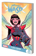Image: Unstoppable Wasp: G.I.R.L. Power GN SC  - Marvel Comics