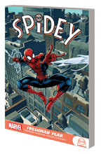 Image: Spidey: Freshman Year GN SC  - Marvel Comics