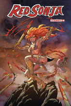 Image: Red Sonja Vol. 05 #1 (cover A - Conner) - Dynamite