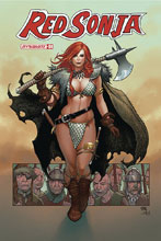 Image: Red Sonja Vol. 05 #1 (cover D - Cho)  [2019] - Dynamite