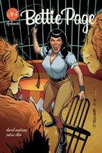 Image: Bettie Page #4 (cover C - Williams) - Dynamite