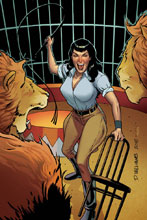 Image: Bettie Page Vol. 02 #4 (incentive cover - Williams Virgin) (50-copy)  [2019] - Dynamite