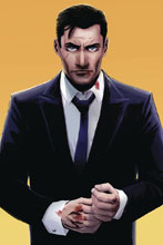 Image: James Bond 007 #4 (incentive cover - Moustafa Virgin) (30-copy) - Dynamite