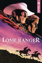 Image: Lone Ranger #5 (cover A - Cassaday) - Dynamite
