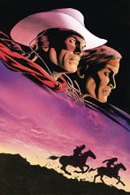 Image: Lone Ranger  #5 (incentive cover - Cassaday Virgin) (20-copy) - Dynamite