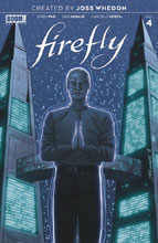 Image: Firefly #4 (Preorder cover - Quinones) - Boom! Studios