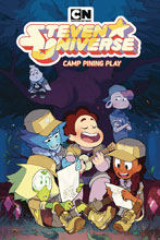 Image: Steven Universe: Camp Pining Play SC  - Boom! Studios