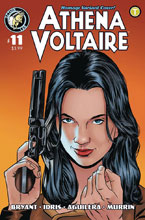 Image: Athena Voltaire #11 (2018) (cover B - Bryant Homage) - Action Lab Entertainment
