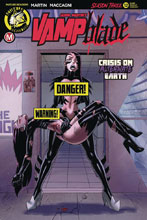 Image: Vampblade: Season 3 #12 (cover B - Young Risque) - Action Lab - Danger Zone