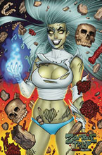 Image: Zombie Tramp #57 (cover C - McKay Virgin) - Action Lab - Danger Zone
