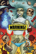 Image: Zombie Tramp #57 (cover D - McKay Virgin Risque) - Action Lab - Danger Zone