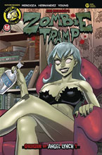 Image: Zombie Tramp #57 (cover E - Young Risque) - Action Lab - Danger Zone
