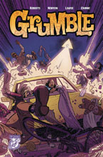 Image: Grumble #4 (cover A - Mike Norton) - Albatross Funnybooks