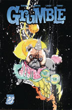 Image: Grumble #4 (cover B - Jim Mahfood) - Albatross Funnybooks