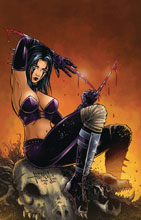 Image: Cavewoman: Razor's Run #1 (cover B - Magnum) - Amryl Entertainment