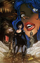 Image: Cavewoman: Razor's Run #1 (cover G - Moreno) - Amryl Entertainment